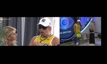 Big Brother:Εκνευρισμένος ο Πυργίδης με την Άννα Μαρία - Ένταση στο σπίτι