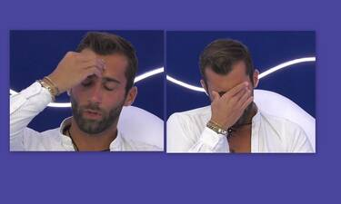 Big Brother: «Λύγισε» ο Δημήτρης Κεχαγιάς - Ξέσπασε σε κλάματα (Pics-Vid)