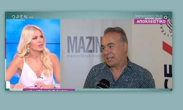 Επιστρέφει ο Φώτης Σεργουλόπουλος στην tv - Μάθε τι θα κάνει!