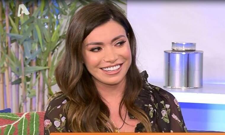 Όλγα Φαρμάκη: Η πρώτη εμφάνιση μετά την ανακοίνωσή της ότι είναι έγκυος!