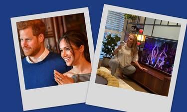 Οι γειτόνισσες Meghan Markle και Adele! Tι κάνουν συχνά μαζί; (photos)