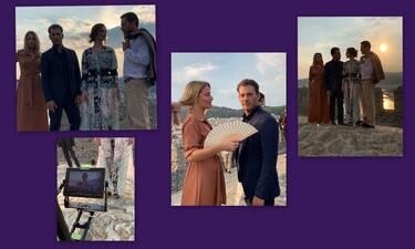 Ήλιος: Δείτε καρέ - καρέ φωτογραφίες από τα γυρίσματα της νέας σειράς του ANT1