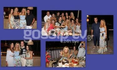 Γωγώ Μαστροκώστα: Το πάρτι γενεθλίων και οι επώνυμοι καλεσμένοι! (Photos)