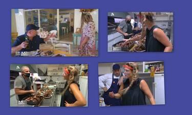 Εφιάλτης στην Κουζίνα: Η πρεμιέρα του Μποτρίνι και οι πρώτες εντάσεις