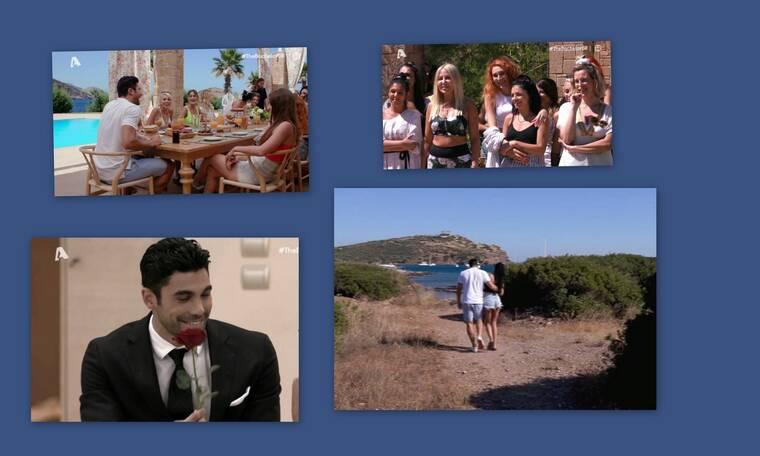 The Bachelor: Το πρώτο ραντεβού του Παναγιώτη-Την τάιζε στο στόμα (Pics-Vid)