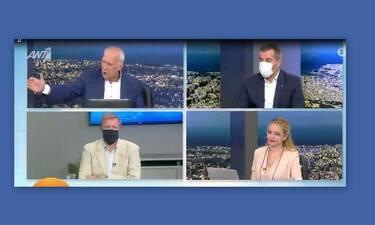 Καλημέρα Ελλάδα: Με μάσκα οι καλεσμένοι του Παπαδάκη – Η ανακοίνωση