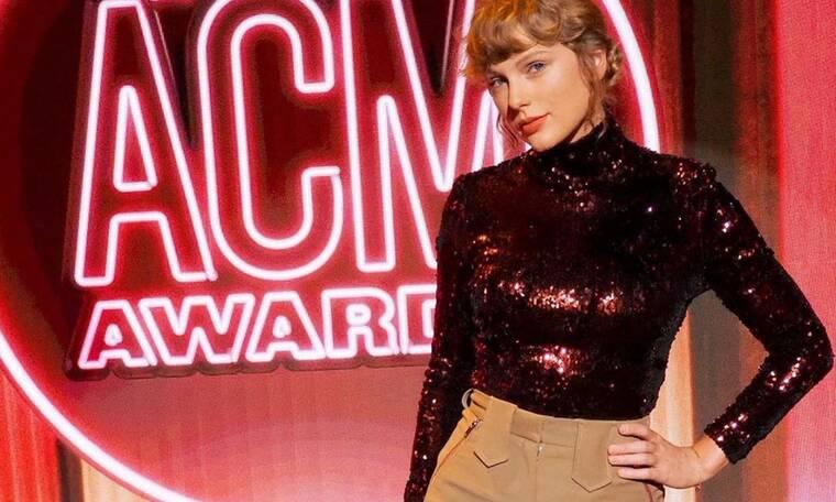 Κι όμως! Η Taylor Swift βάφτηκε μόνη της για να πάει στα βραβεία ACM