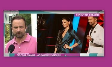 Ο Γιώργος Λιανός αποκάλυψε γιατί η Χριστίνα Μπόμπα αποχώρησε από το Voice