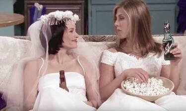 Τα Φιλαράκια: Το μυστικό που δεν ξέραμε για τη Μόνικα και τη Ρέιτσελ