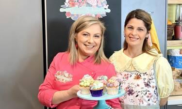 Dina's Bakery: Αυτές είναι οι νόστιμες συνταγές που θα δούμε αυτό το Σαββατοκύριακο