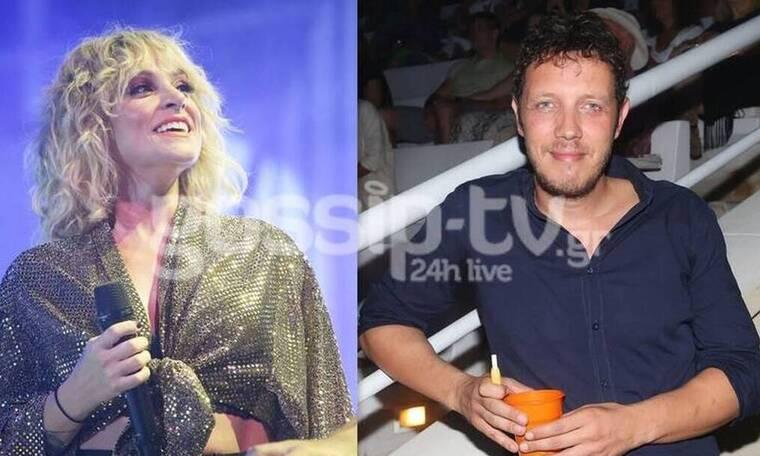 Ελεονώρα Ζουγανέλη - Σπύρος Δημητρίου: Το love story του ζευγαριού! (Photos)