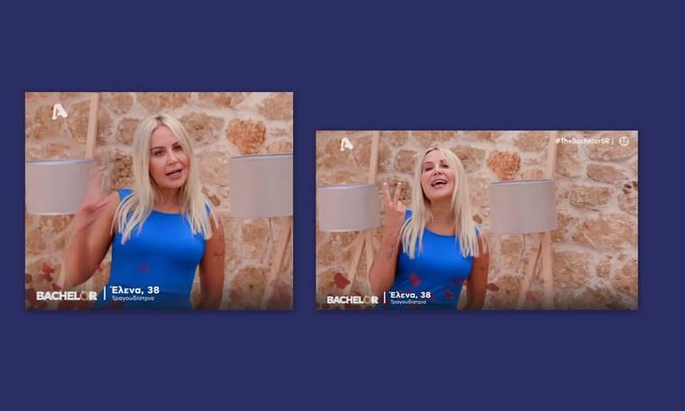 The Bachelor: Μας τρολάρει – Το σχόλιο της Έλενας για την ηλικία της (video)