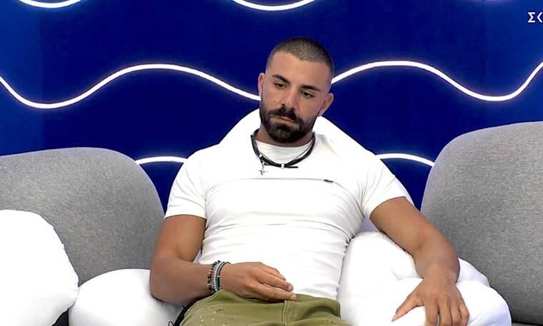 Big Brother: Κραυγή αγανάκτησης από τον Αντώνη: «Δεν αντέχω άλλο, φτάνει»