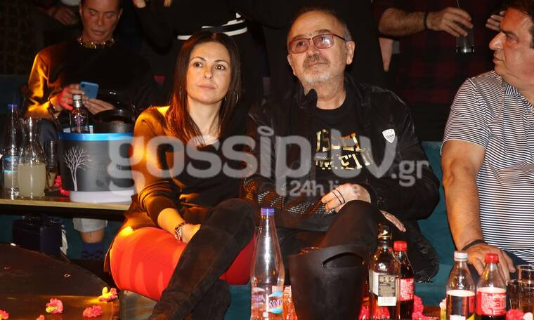 Σταμάτης Γονίδης: Θα γίνει μπαμπάς! (photos)