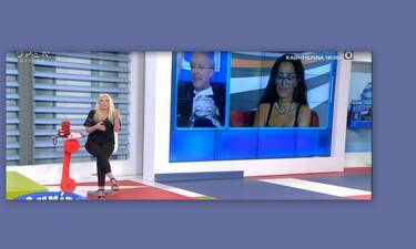 Πάνια:«Είδα δημοσίευμα η Αννίτα γυμνή στο καμαρίνι και ήταν μία ίδια σαν εμένα»
