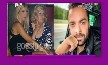 Ηλίας Βρεττός:Είναι τρελά ερωτευμένος και μιλά πρώτη φορά για τη σύντροφό του