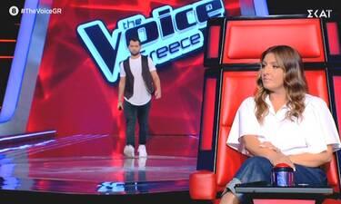 The Voice: Ο γιος πρώην συνεργάτη του Ρέμου στη σκηνή του talent show! (vid)