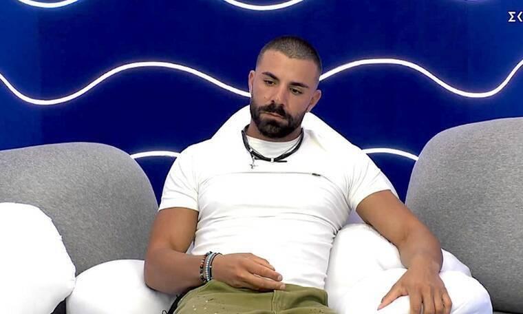 Big Brother:Νέο ξέσπασμα από τον Αλεξανδρίδη:«Η υπομονή έχει και τα όριά της»