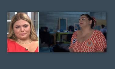 Πάμε Δανάη: Η συγκίνηση της Μπάρκα on air! Λύγισε όταν είδε τη μητέρα της