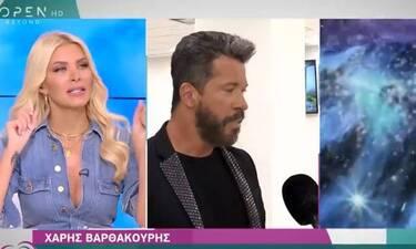 Χάρης Βαρθακούρης:Θα τον δούμε και σε άλλη εκπομπή εκτός από το Big Brother