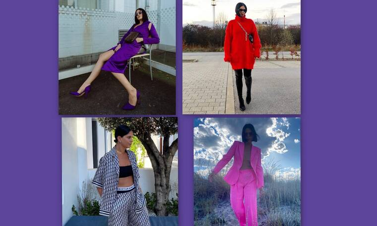Αρετή Λις:Τα αμέτρητα ρούχα πριν το My style rocks και οι πόζες στο Instagram
