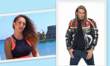Η άγνωστη σχέση της Ιωάννας Κουταλίδου με τον Δημήτρη Πυργίδη του Big Brother!