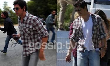 Σάκης και Αποστόλης Ρουβάς: Βρείτε τις... διαφορές! Πόσο πολύ μοιάζουν;