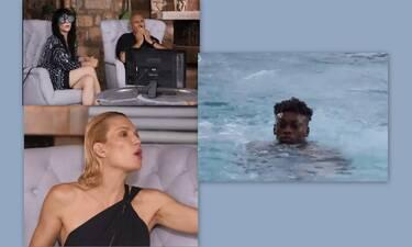 GNTM: Η λαχτάρα των κριτών με τον διαγωνιζόμενο που δεν ήξερε να κολυμπά