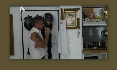 Συγκινεί ο Πρώιος:«Kρέμασα την ποδιά του MasterChef στην κορνίζα του γιου μου»