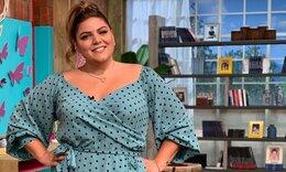 Δανάη Μπάρκα: Μιλά ανοιχτά για το διαζύγιο των γονιών της