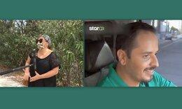 Βίκυ Σταυροπούλου:Σχολιάζει την επιστροφή του «Taxi» 10 χρόνια μετά (Video)