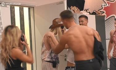 Big Brother: Πολύ γέλιο! Μεταμορφώθηκε σε... Δημήτρη Πυργίδη! (video)