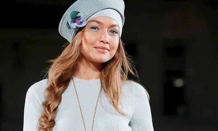 Γέννησε η Gigi Hadid! Η πρώτη φώτο με το νεογέννητο