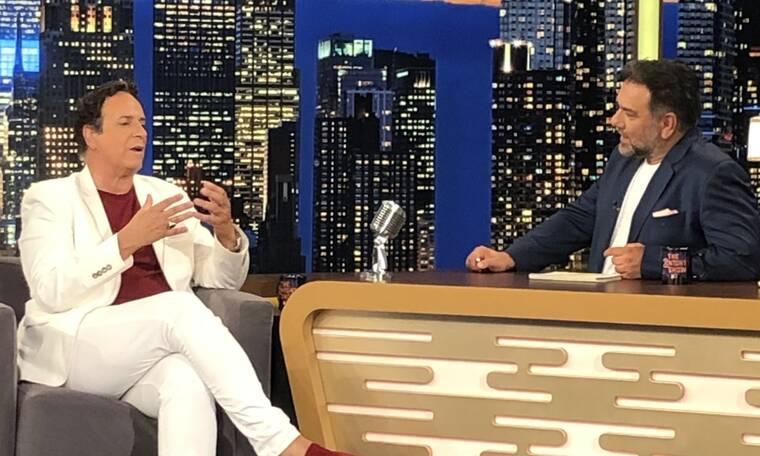 The2night Show: Αυτοί είναι απόψε οι καλεσμένοι του Γρηγόρη Αρναούτογλου!