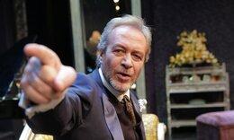 Γρηγόρης Βαλτινός: «Για μένα είναι το οξυγόνο μου το θέατρο»