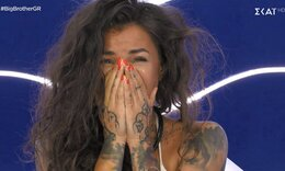 Big Brother: Πλάνταξε στο κλάμα η Ραμόνα όταν μπήκε στο δωμάτιο και είδε...