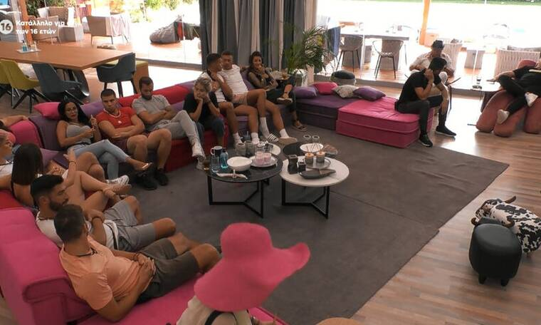 Big Brother: Αυτοί είναι οι υποψήφιοι προς αποχώρηση – Μεγάλη ανατροπή