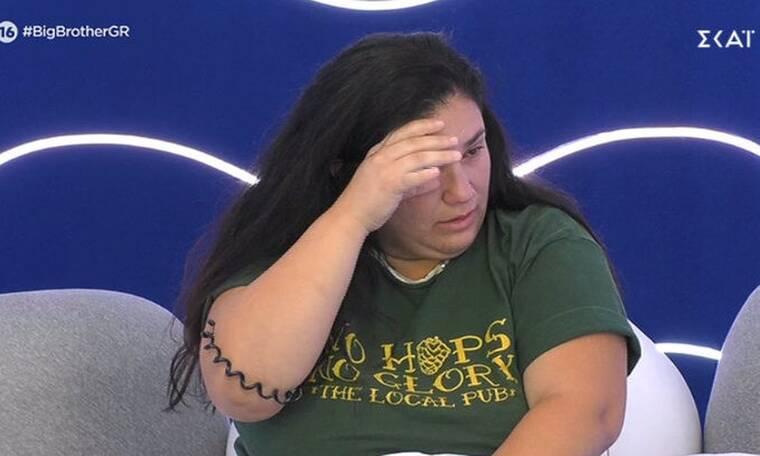 "Big Brother: ""Λύγισε"" η Αφροδίτη για τον θάνατο του πατέρα της – «Ήμασταν τσακωμένοι»"