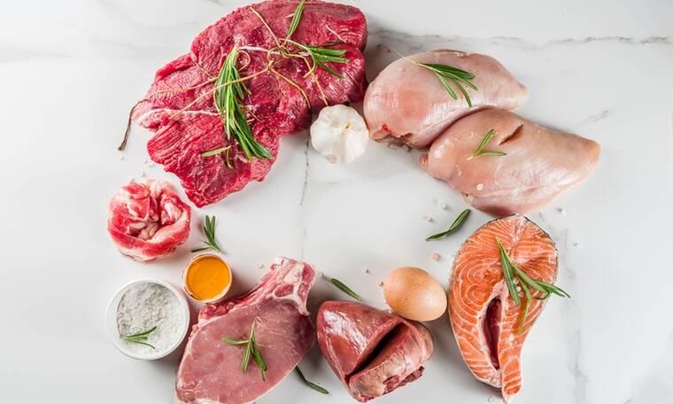 Πρωτεϊνικές δίαιτες: Οι πιθανοί κίνδυνοι για την υγεία (εικόνες)
