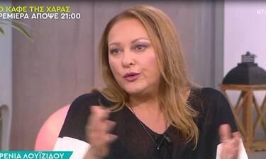 Ρένια Λουιζίδου: Τι googlάρουν οι Έλληνες για την ηθοποιό;