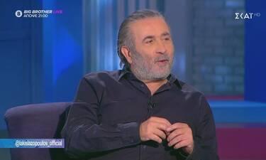 Καλό μεσημεράκι: Λάκης Λαζόπουλος: «Βρέθηκα στην τηλεόραση συμπτωματικά»