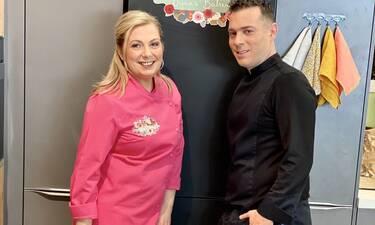 Dina's Bakery: Τι μαγειρεύει σήμερα (26/9) η Ντίνα Νικολάου;