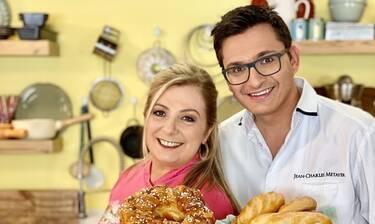 Dina's Bakery: Τι μαγειρεύει σήμερα (27/9) η Ντίνα Νικολάου;
