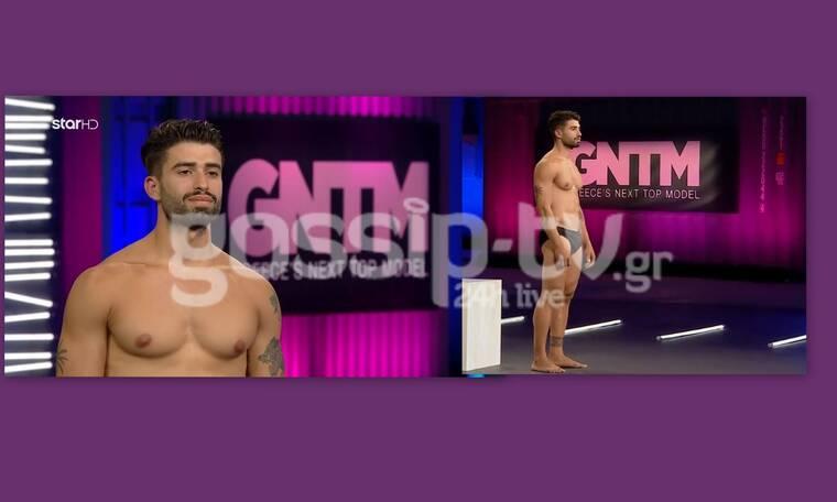 Ο Κρητικός του GNTM στο gossip-tv: Το φλερτ στα γυρίσματα και οι αδικίες