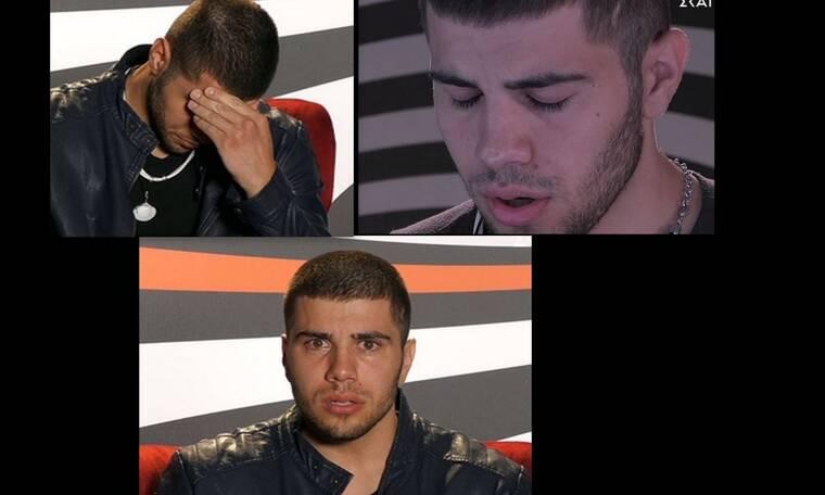 Big Brother: Λύγισε ο Βλαδίμηρος-Η δολοφονία του αδερφού του και ο θάνατος του πατέρα του