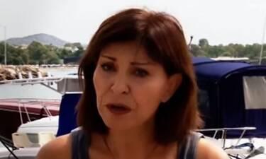 Κωνσταντίνα: Ραγίζει καρδιές μιλώντας για τον αγνοούμενο πατέρα της