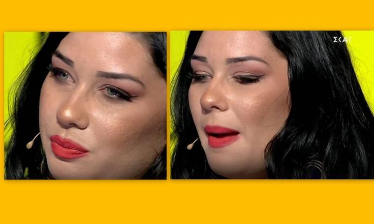 My style rocks Gala: Με δάκρυα στα μάτια η Κωνσταντίνα Παγάνη - Τι συνέβη;