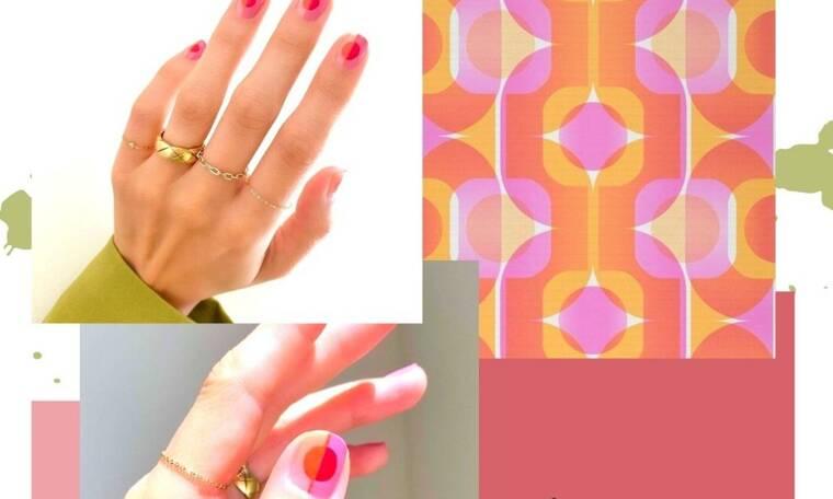 DIY Time! Το πιο κομψό nail art για τα νύχια σου σήμερα