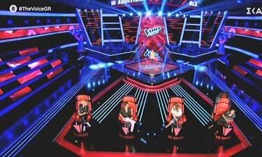 The Voice: Θύμα της φωτιάς στο Μάτι, στη σκηνή του talent show!