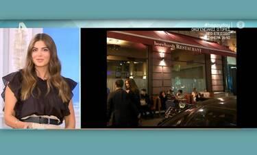 Τσιμτσιλή: Φωτογράφισε χωρίς να το καταλάβει τη νέα σύντροφο του Brad Pitt!